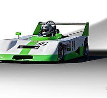 2007 Ladendorf 07D DSR Racecar by DaveKoontz