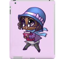 Chibi Retro Cutie iPad Case/Skin