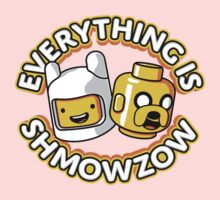 Everything Is Shmowzow ! Kids Tee