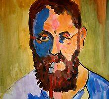 Matisse by Derain by Me by Marilyn Brown