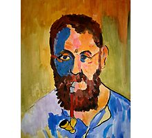 Matisse by Derain by Me Photographic Print