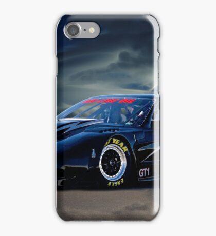 2010 Chevrolet Corvette GT1 Racecar iPhone Case/Skin