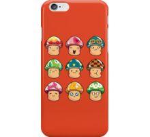The Mushroom Friends iPhone Case/Skin
