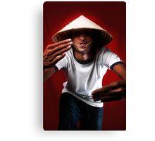 Kung Fu Hustle Canvas Print