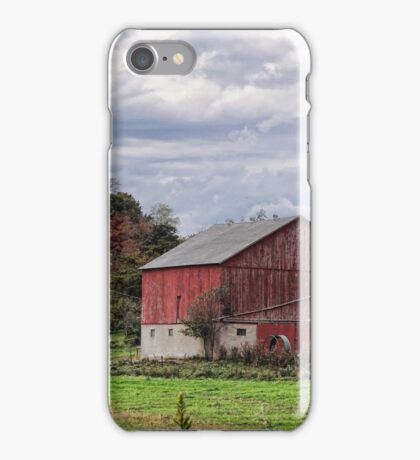 Rural iPhone Case/Skin