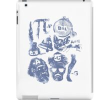 Solve the riddle... iPad Case/Skin