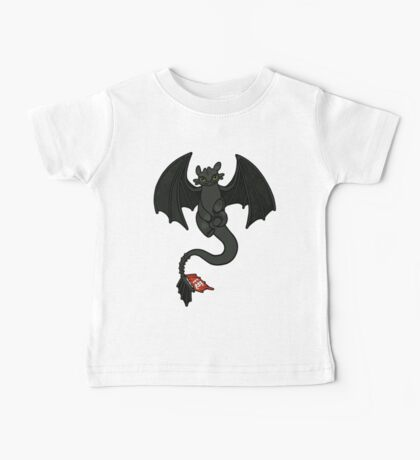 Toothless Baby Tee