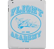 Flight academy iPad Case/Skin