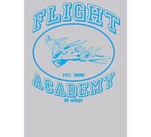 Flight academy Photographic Print