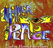 Cafe Amsterdam-Inner Peace by Tobias Edelberg