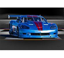 2004 Chevrolet Corvette SP Racecar Photographic Print