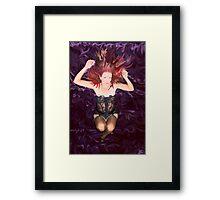 Fairy Fran Framed Print