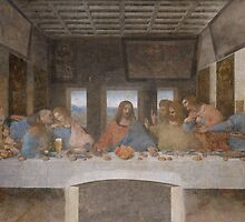 The Last Supperbowl by typicalartguy