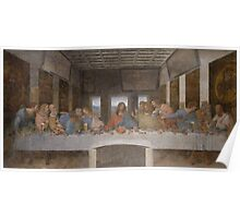 The Last Supperbowl Poster
