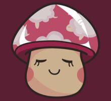 Dreamer Mushroom by SlushPlush