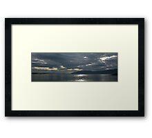 Loch Carron  Framed Print