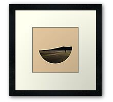 Skyless Composition | One Framed Print