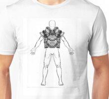 Titanium Torso Unisex T-Shirt