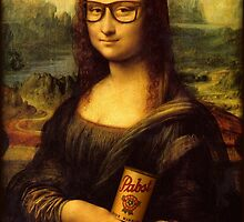Hipster Lisa by typicalartguy
