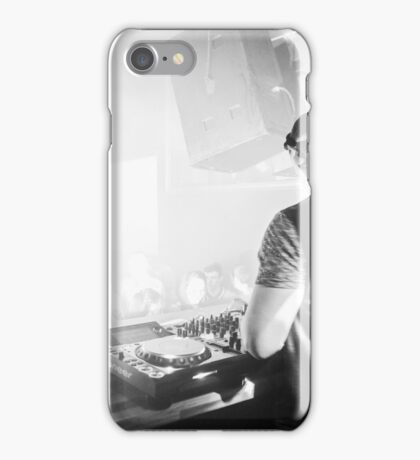 Nightclub Dj iPhone Case/Skin