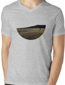 Skyless Composition | One Mens V-Neck T-Shirt
