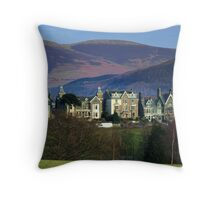 Keswick - The Headlands Throw Pillow