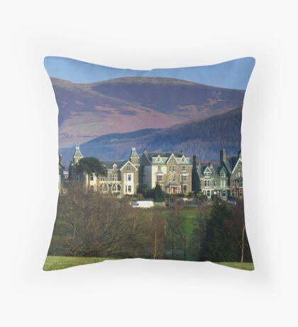 Keswick - The Headlands Throw Pillow