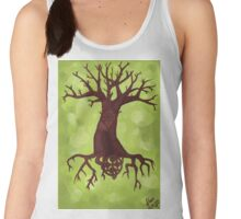 The Tree of Direction  Women's Tank Top