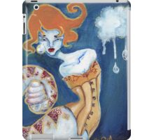 Little Tears - Corset Wearing Snake Girl iPad Case/Skin