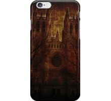 Caught up in the Rapture iPhone Case/Skin