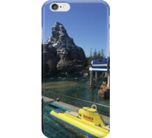 Matterhorn Bobsleds iPhone Case/Skin