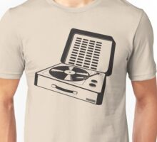 vintage turntable Unisex T-Shirt