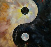 Sun and Moon by Michael Creese