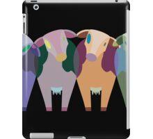 Confused Cows iPad Case/Skin