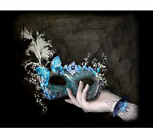 Forget Me Not Photographic Print
