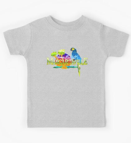 Jimmy Buffett Margaritaville Kids Tee