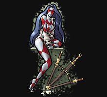 3 of Swords Mens V-Neck T-Shirt