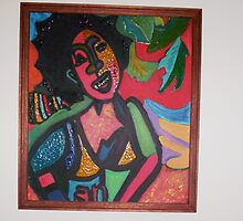 African Soul by larnielee