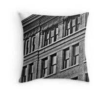 Jamestown Revisited Throw Pillow