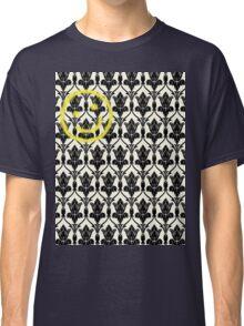 BBC Sherlock 'Bored Smiley Face'  Classic T-Shirt