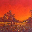 'Sunset Breeze, Willowmavin' by Helen Miles