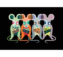 Mischievous Mice Photographic Print