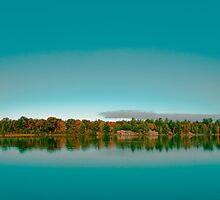 Talbot Lake by andapanda