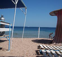 Sharks Bay, Sharm-El-Sheikh, Egypt by Mimmiekins