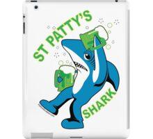 St. Patty's Left Shark  iPad Case/Skin