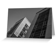 Architecture Greeting Card