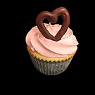Valentine Cupcake by tali
