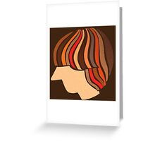 Demetri Martin Greeting Card