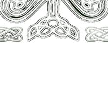 Scotland wales Ireland GALLAGHER a true celtic legend-T-shirts & Hoddies Sticker