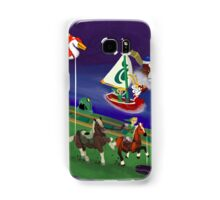Links to the Rescue Samsung Galaxy Case/Skin